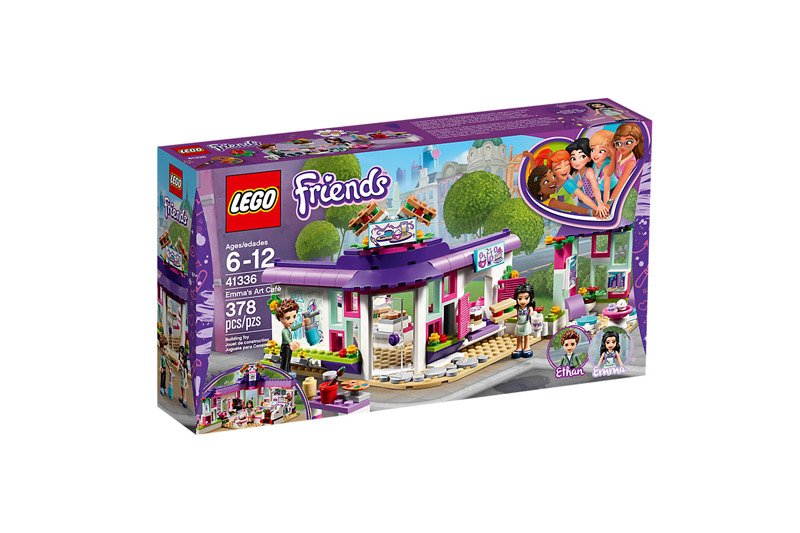 LEGO 41336 Friends Emmas Art Cafe