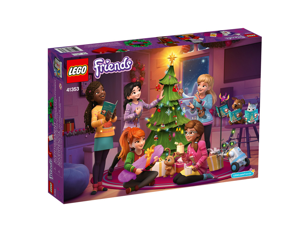 LEGO® Friends 41353 Advent Calendar