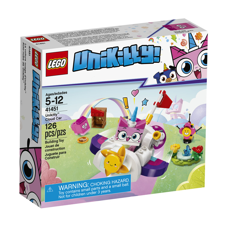 Unikitty 41451 Unikitty Cloud Car
