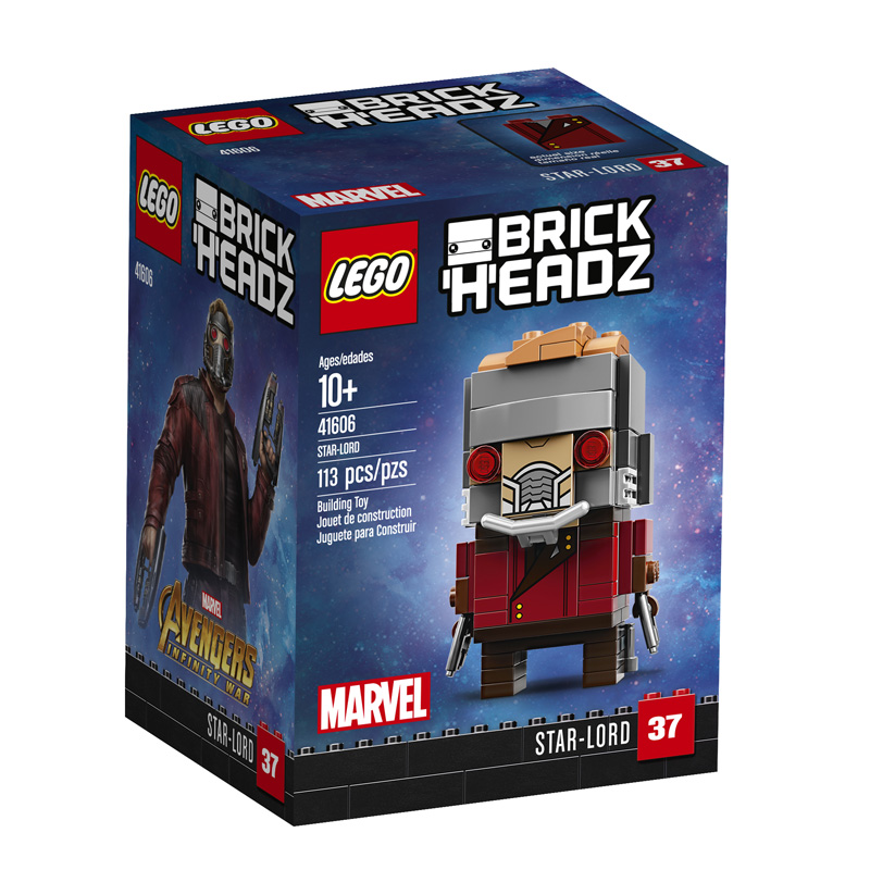 BrickHeadz 41606 Star Lord