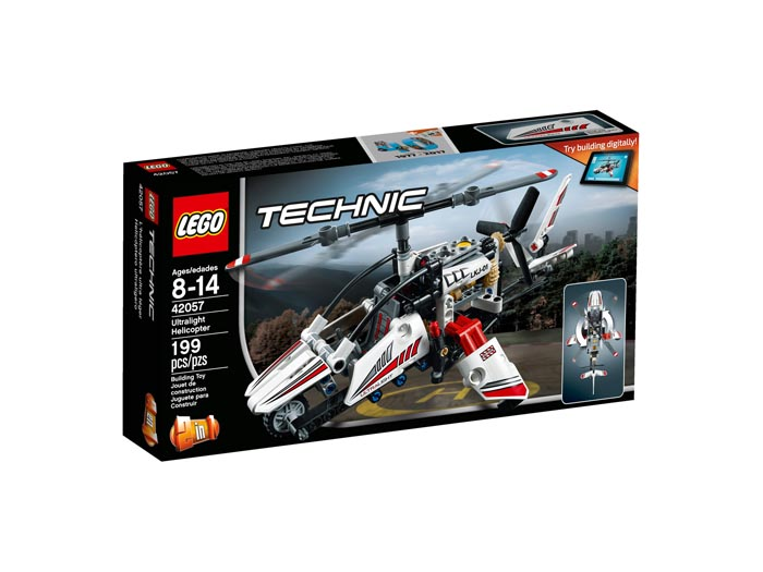 LEGO 42057 Technic Ultralight Helicopter