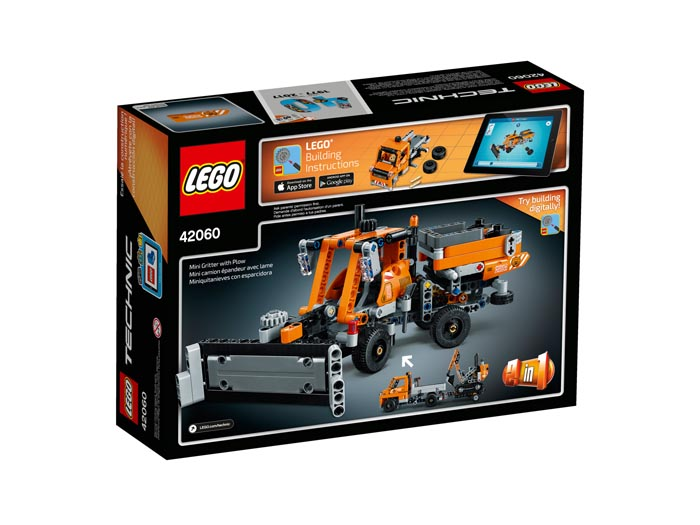 LEGO 42060 Technic Roadwork Crew