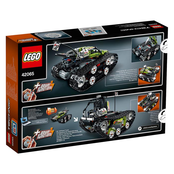 LEGO 42065 Technic RC Tracked Racer