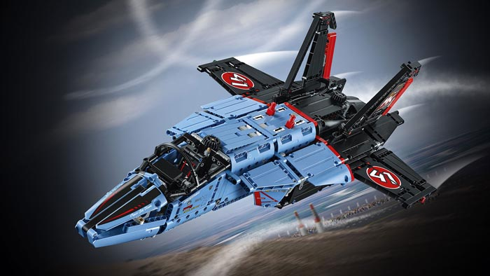LEGO 42066 Technic Air Race Jet
