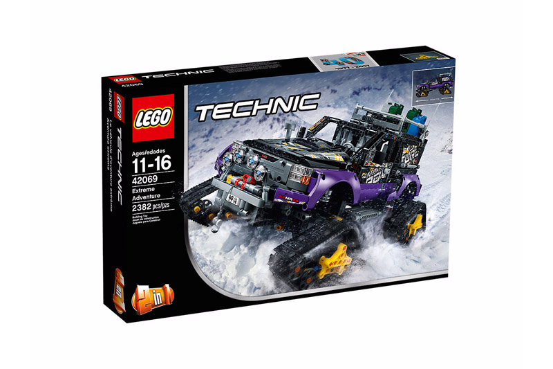 LEGO 42069 Technic Extreme Adventure