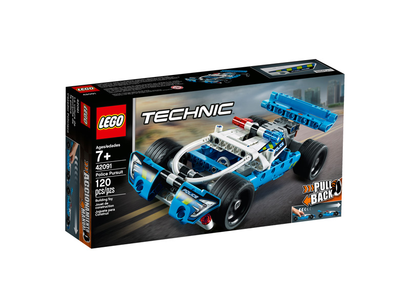 Technic 42091 Police Pursuit