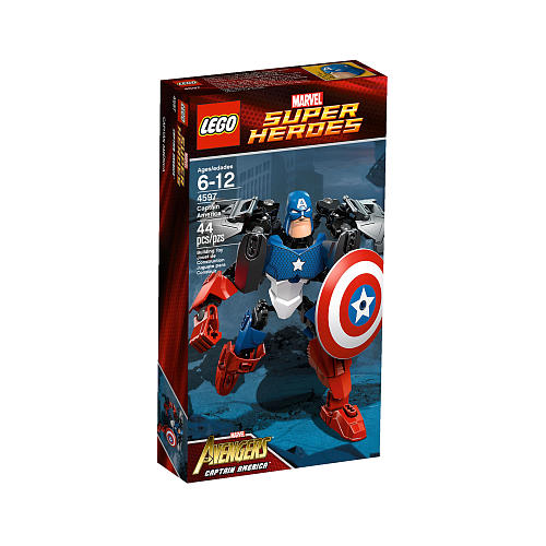 The Avengers Captain America 4597