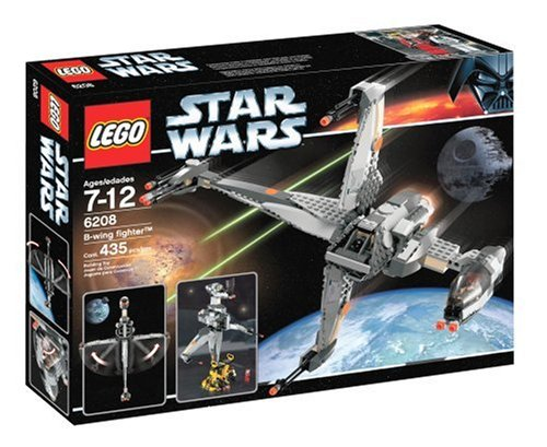 LEGO Star Wars 6208 B Wing Fighter