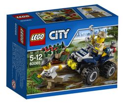 CITY ATV Patrol 60065