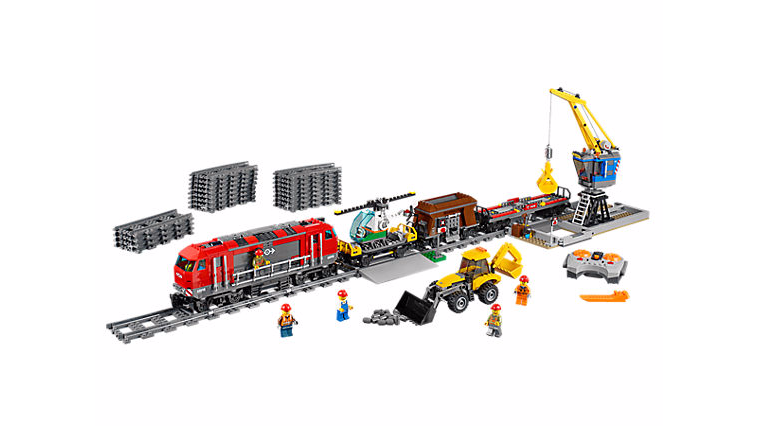 LEGO 60098 Heavy Haul Train