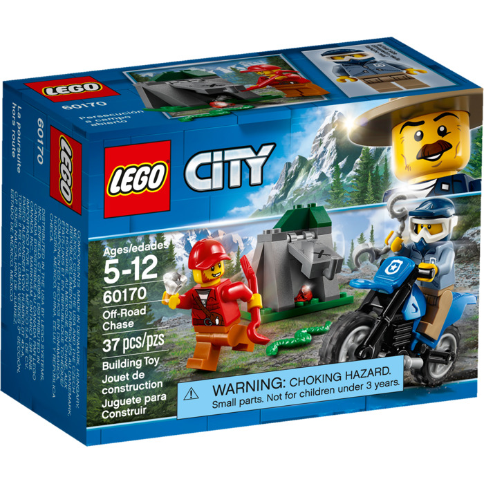 LEGO 60170 Off-Road Chase
