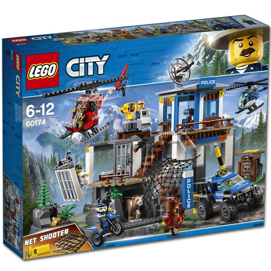 LEGO 60174 Mountain Police Headquarters