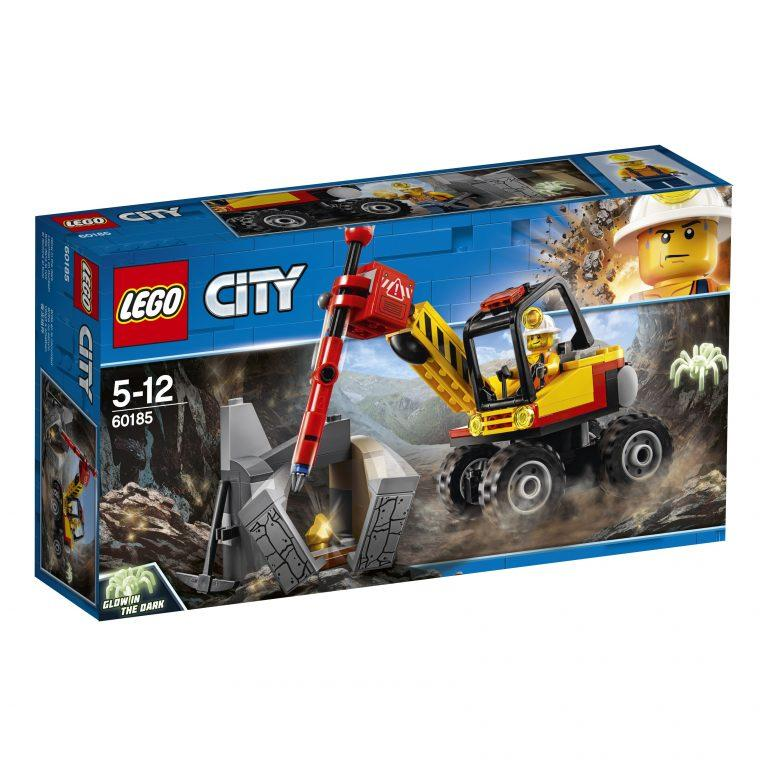 LEGO® 60185 Mining Power Splitter