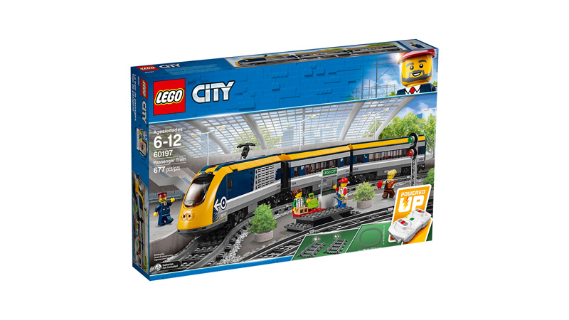 CITY 60197 Passenger Train