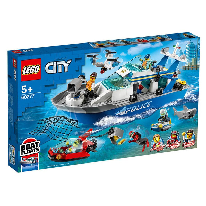 LEGO® CITY 60276 Police Prisoner Transport