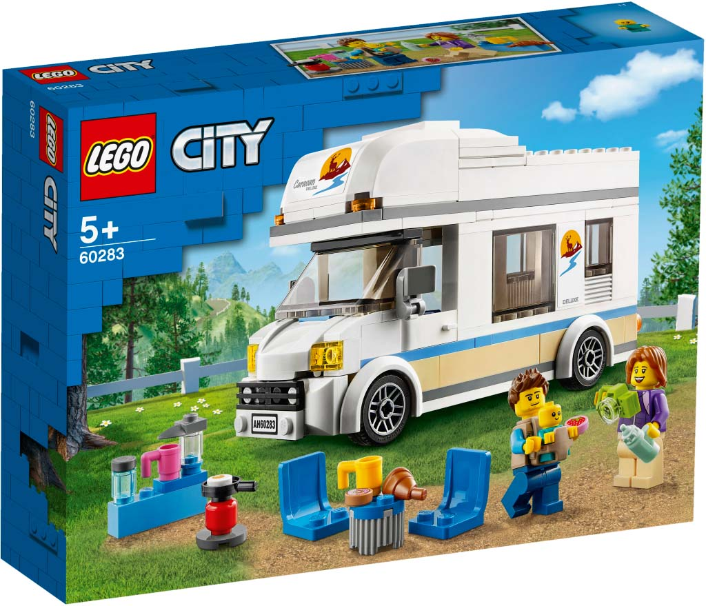 LEGO® CITY 60283 Holiday Camper Van