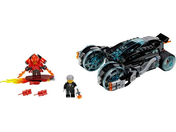 LEGO ULTRA AGENTS 70162 Infearno Interception