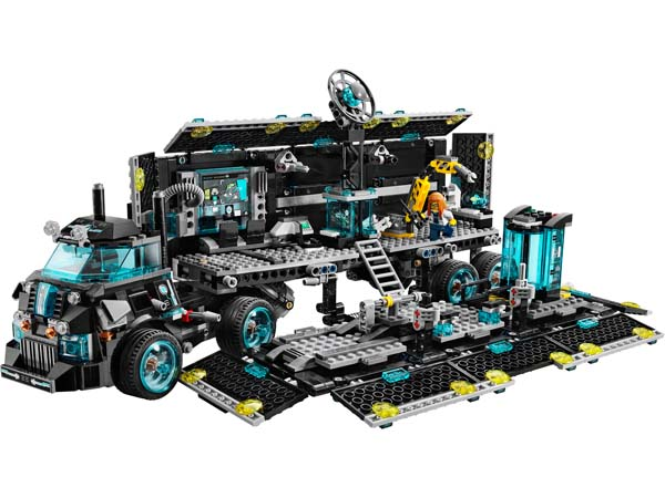 LEGO ULTRA AGENTS 70165 Ultra Agents Mission HQ