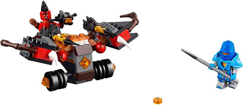 LEGO NEXO KNIGHTS 70318 The Glob Lobber