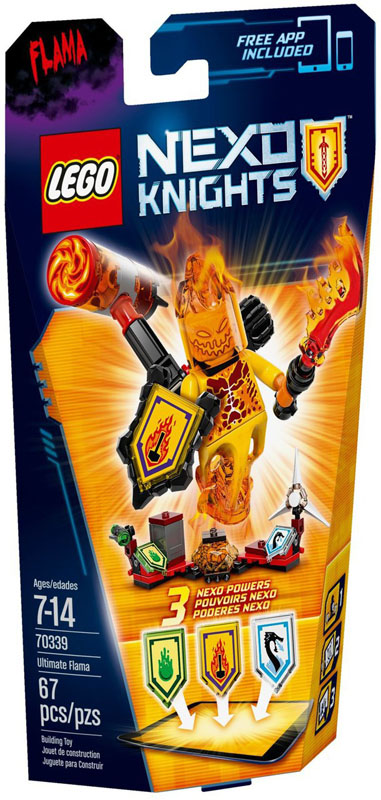 LEGO NEXO KNIGHTS 70339 Ultimate Flama