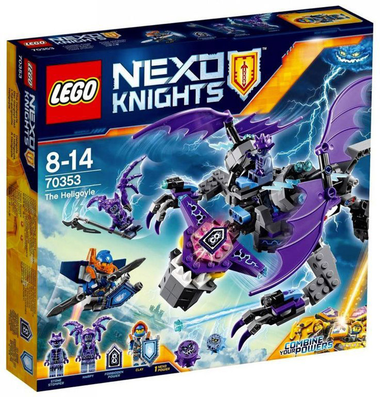 LEGO 70353 Nexo Knights The Heligoyle