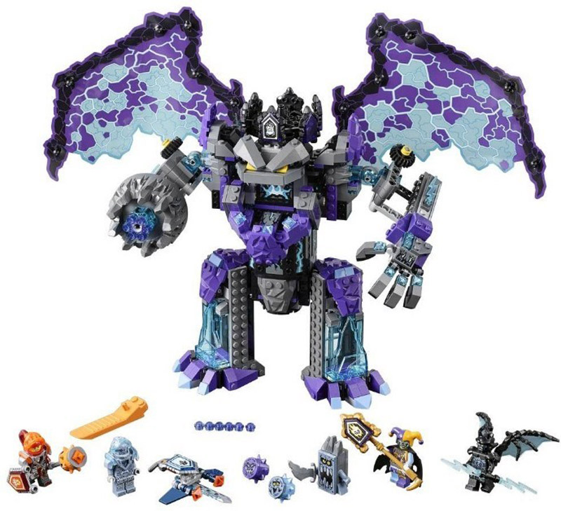 LEGO 70356 Nexo Knights Stone Colossus of Ultimate Destruction