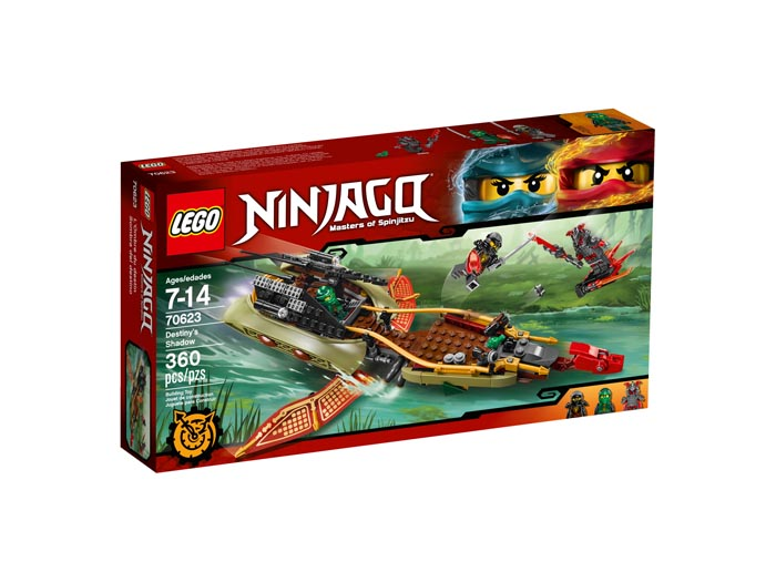 LEGO NINJAGO 70623 Destinys Shadow