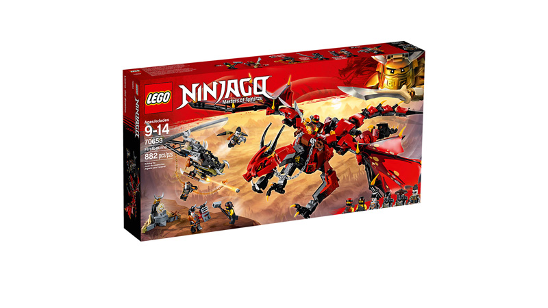 NINJAGO 70653 Firstbourne
