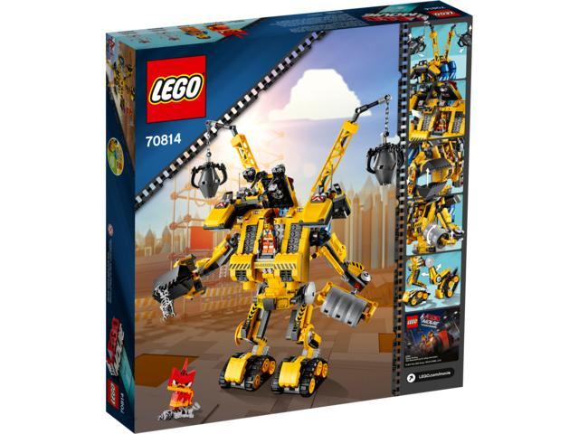 The LEGO Movie 70814 Emmets Construct-oMech
