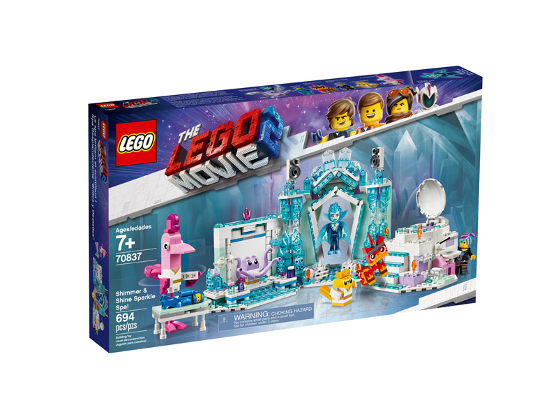 LEGO® Movie 2 70837 LEGO® Shimmer & Shine Sparkle Spa