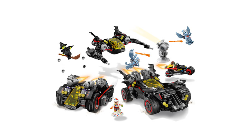 LEGO 70917 Batman Movie The Ultimate Batmobile
