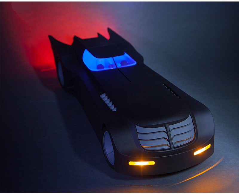 The Batman Animated Series Batmobile