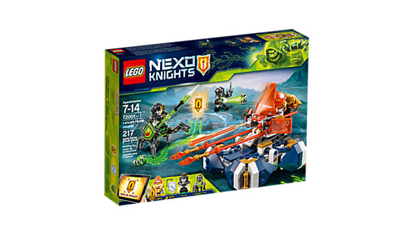 NEXO Knights 72001 Lances Hover Jouster
