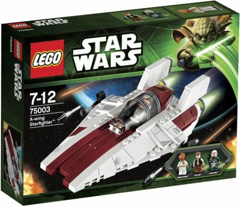 LEGO ® Star Wars ™ A-wing Starfighter 75003