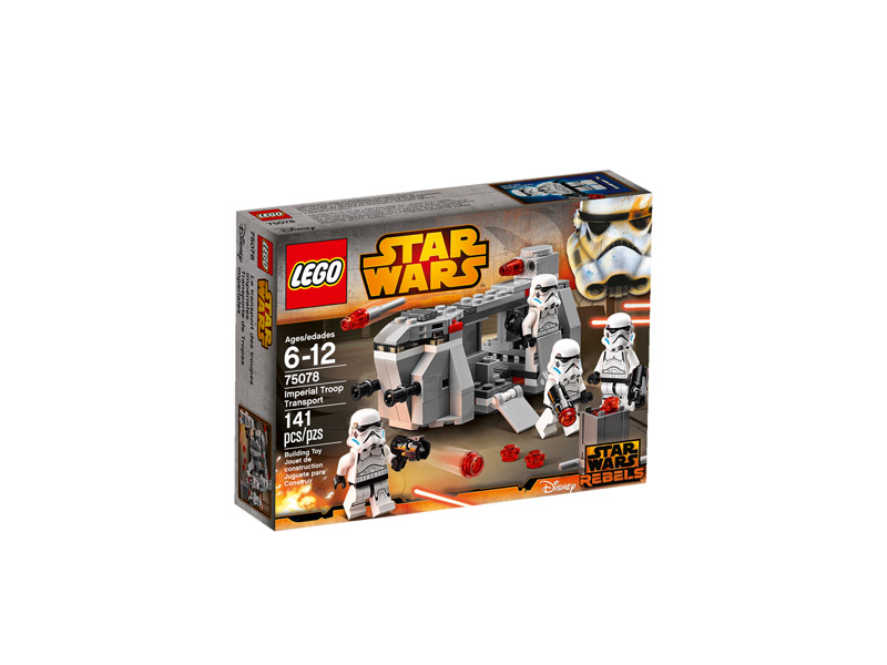 LEGO Star Wars 75078 Imperial Troop Transport