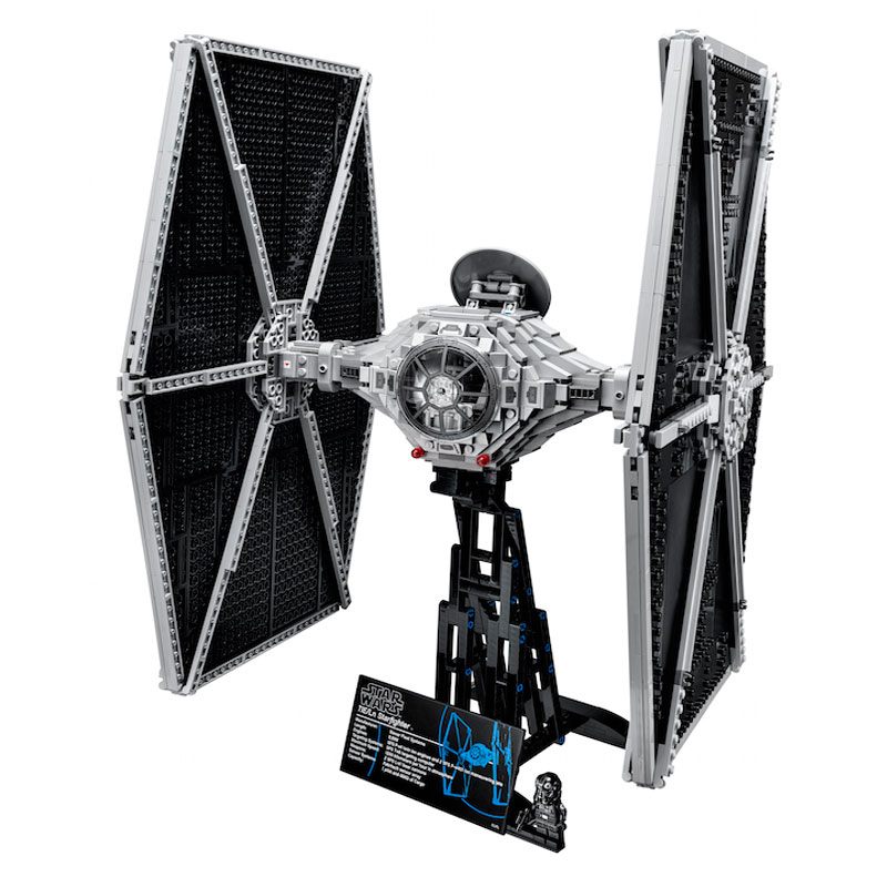 LEGO 75095 Star Wars Tie Fighter Dent