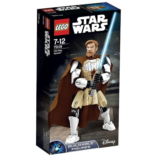 LEGO Star Wars 75109 Obi Won Kenobi