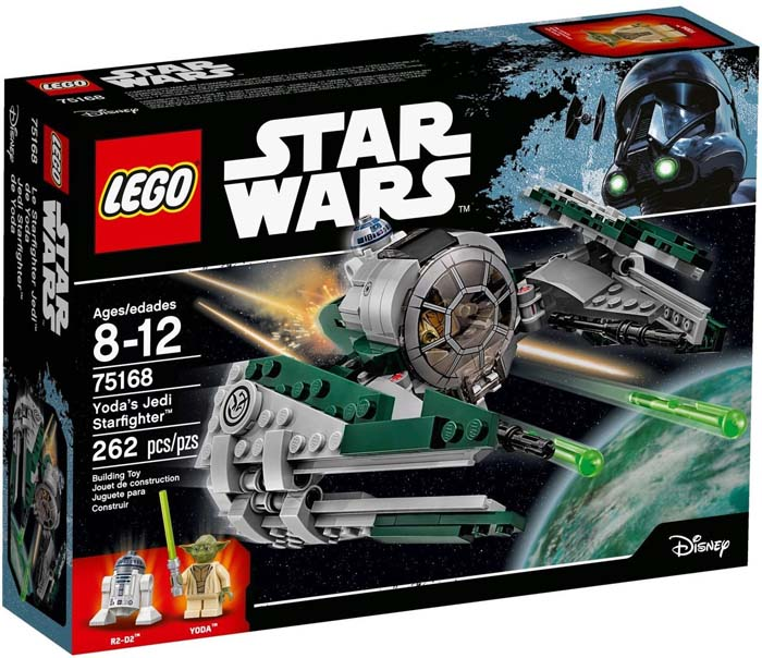 LEGO Star Wars 75168 Yodas Jedi Starfighter