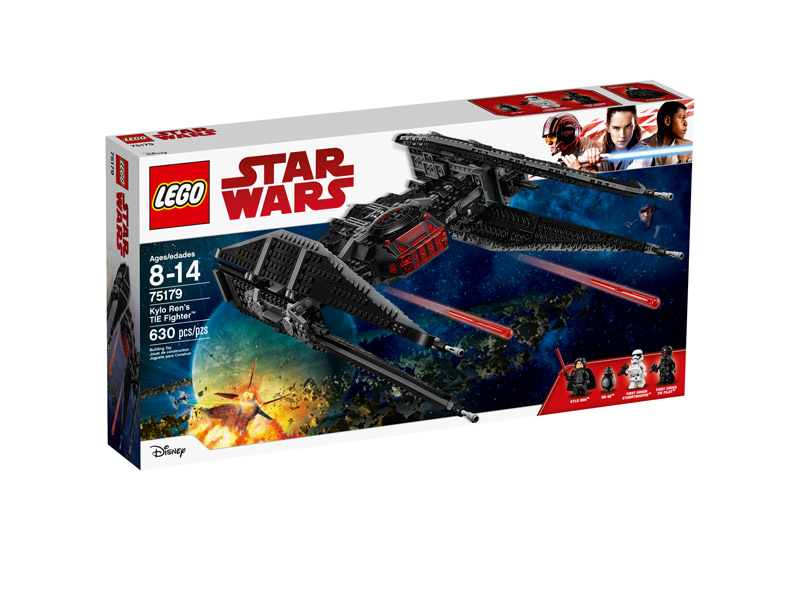 LEGO 75179 Star Wars Kylo Rens TIE Fighter