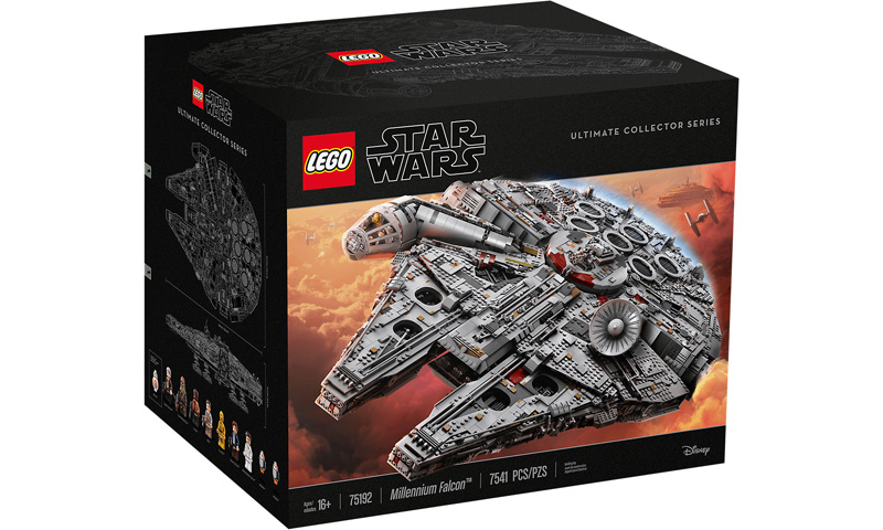 Star Wars™ 75192 Millennium Falcon
