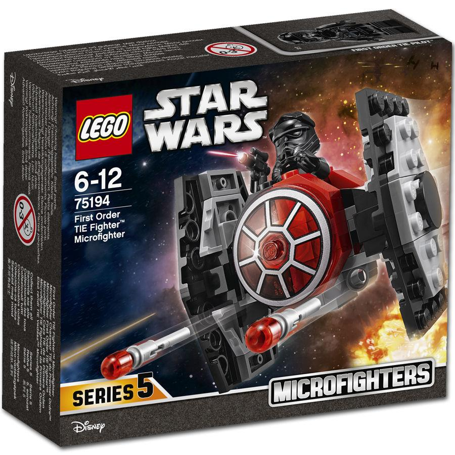 LEGO 75194 TIE Fighter Microfighter