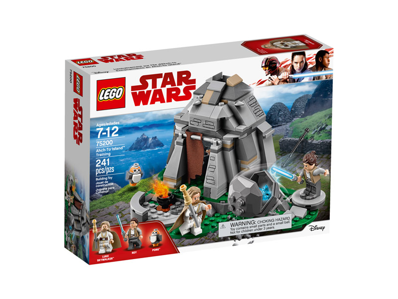 LEGO 75200 Star Wars Ahch To Island Training