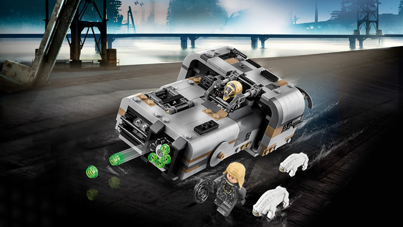 Star Wars 75210 Moloch's Landspeeder - Click Image to Close