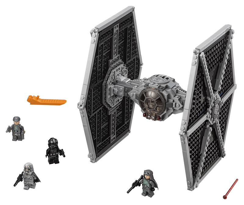 Star Wars 75211 Imperial TIE Fighter - Click Image to Close