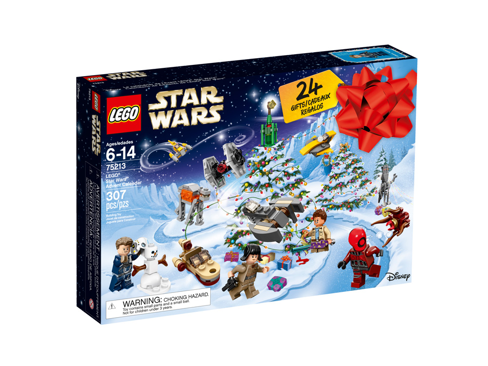 Star Wars™ 75213 Advent Calendar