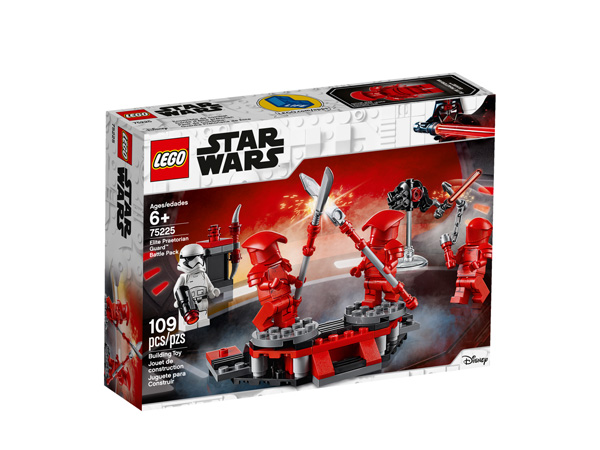 Star Wars™ 75225 Elite Praetorian Guard Battle Pack