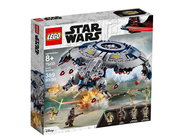 Star Wars™ 75233 Droid Gunship