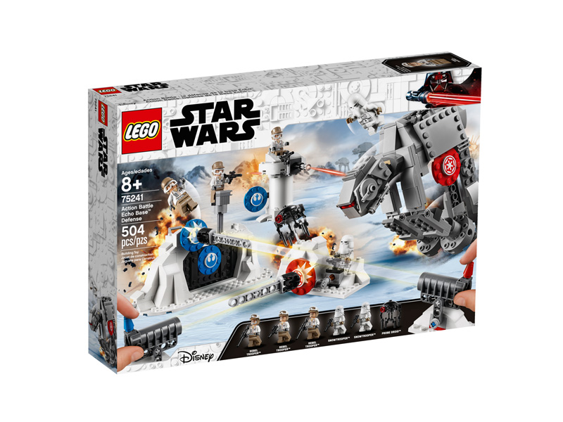 Star Wars™ 75241 Action Battle Echo Base Defense
