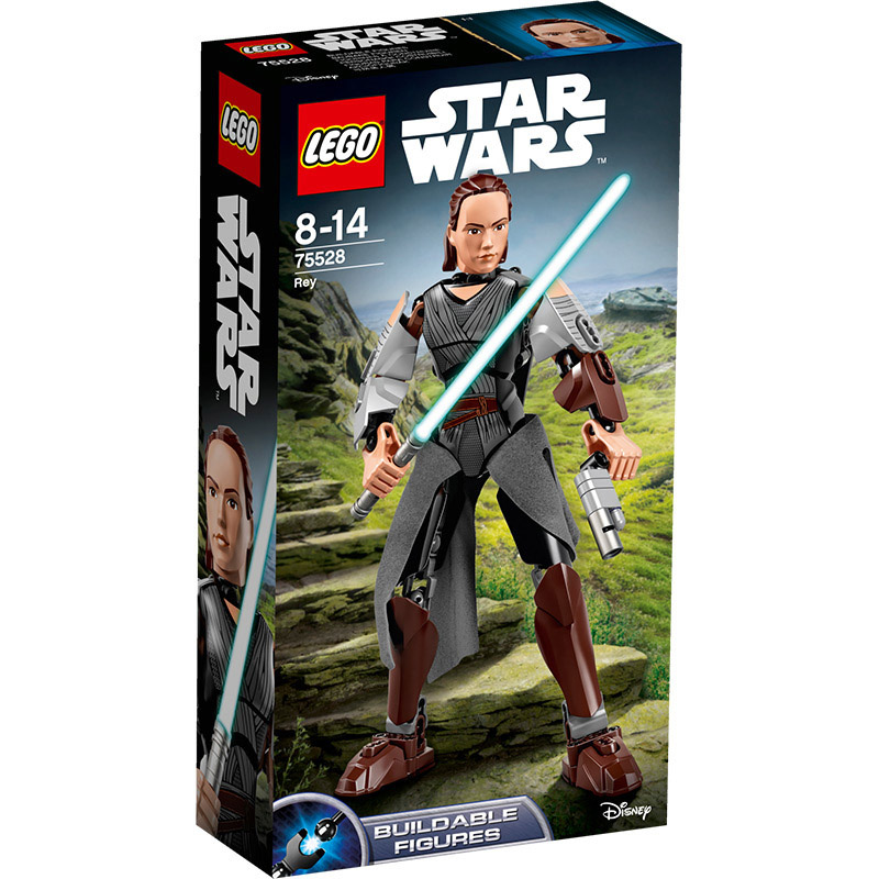 LEGO 75528 Star Wars Rey - Click Image to Close