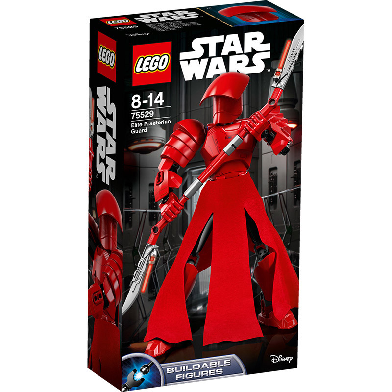 LEGO 75529 Star Wars Elite Praetorian Guard - Click Image to Close